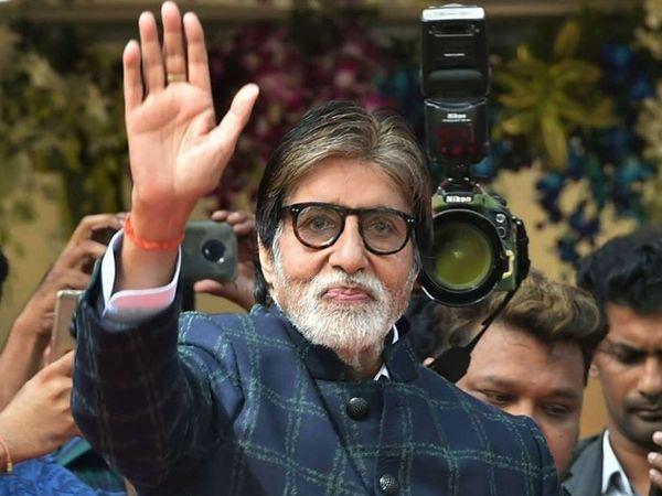 महानायक अमिताभ बच्चन के मुताबिक, कोरोना की पहली लहर से अब तक वे करीब 15 करोड़ रुपए की मदद कर चुके हैं। - Dainik Bhaskar