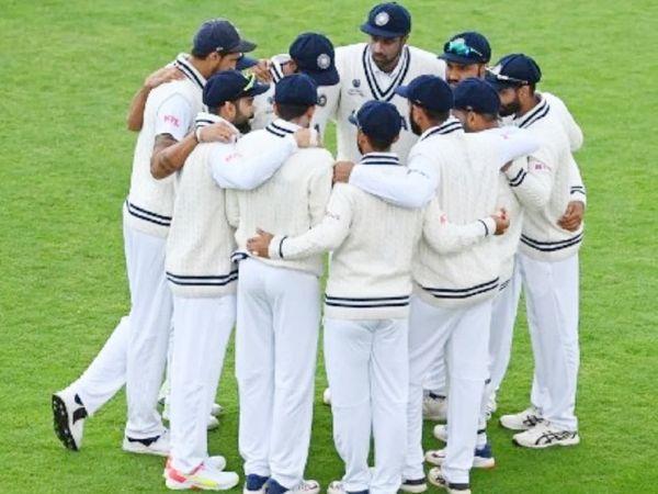 टीम इंडिया फिलहाल इंग्लैंड के खिलाफ टेस्ट सीरीज से पहले 20 दिन के ब्रेक पर है। 14 जुलाई से सभी खिलाड़ी दोबारा क्वारैंटाइन होंगे। - Dainik Bhaskar