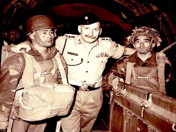 1971 के युद्ध में भारत की जीत के हीरो सैम मानेकशॉ का आज ही के दिन 2008 में निधन हुआ था।