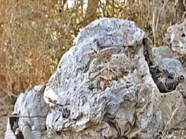 युद्ध के मैदान में सैनिकों को दुश्मन की नजर से बचाने के लिए इजरायल का इनोवेशन। - Dainik Bhaskar