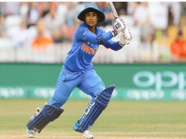 इंटरनेशनल क्रिकेट काउंसिल द्वारा जारी रैंकिंग में मिताली राज वनडे में पांचवें स्थान पर हैं। - Dainik Bhaskar