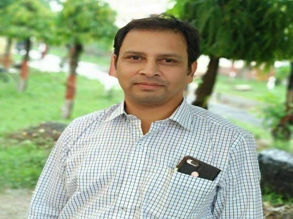 डॉ. गिरिजा शंकर महोबिया।