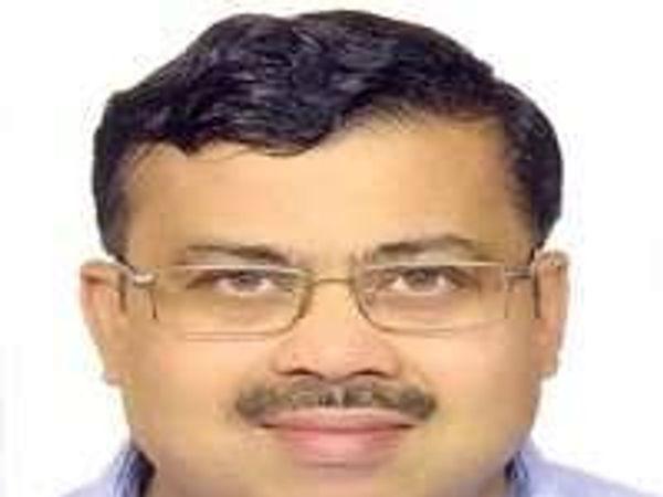 प्रो. विजय नाथ मिश्रा। - Dainik Bhaskar