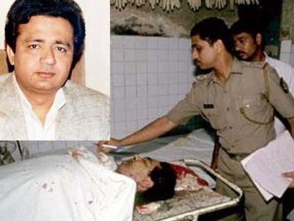 12 अगस्त 1997 को मुंबई के साउथ अंधेरी इलाके में स्थित जीतेश्वर महादेव मंदिर के बाहर गोली मारकर गुलशन की हत्या कर दी गई थी। - Dainik Bhaskar