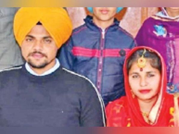 विदेश जाने के लिए लाखों रुपए खर्च किए, लेकिन विदेश जाने के बाद पत्नी ने शादी को ड्राम बता दिया।