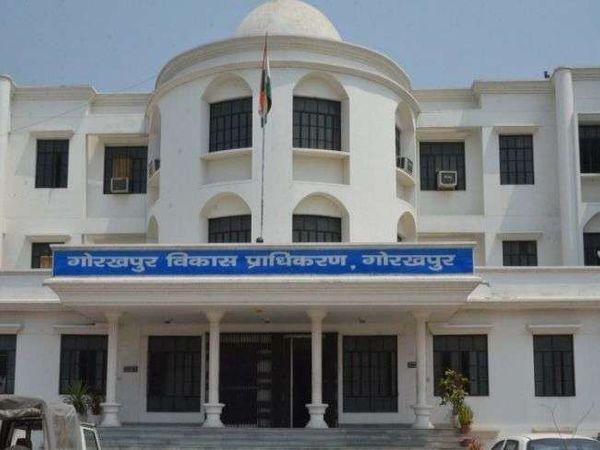 GDA के अध्यक्ष व कमिश्नर रवि कुमार एनजी की अध्यक्षता में हुई इस बैठक में 19 एजेंडों पर चर्चा हुई। - Dainik Bhaskar