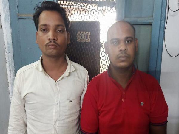 जब्त किए गए 17 हीरों की कीमत 72 हजार रुपए है। पूरी कार्रवाई सिविल लाइन पुलिस ने की है। - Dainik Bhaskar