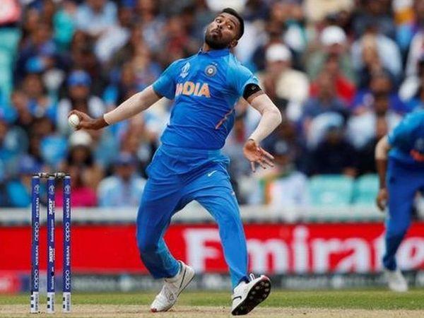 All-rounder Hardik Pandya is bowling in practice session, wants to achieve full bowling fitness before T20 World Cup | प्रैक्टिस सेशन में बॉलिंग कर रहे हैं ऑलराउंडर हार्दिक पंड्या, टी-20 वर्ल्ड ...