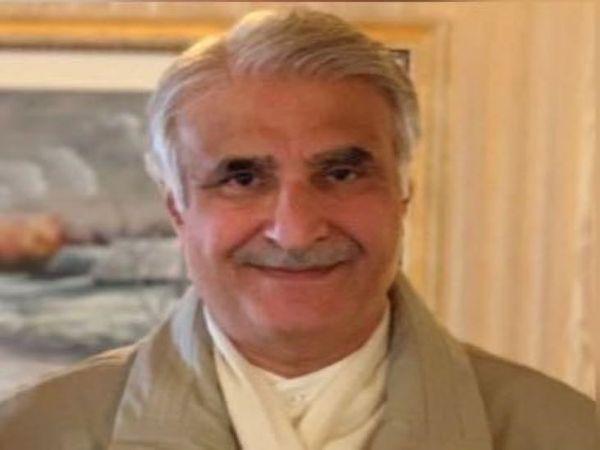 पाकिस्तान के पुलिस अधिकारी अब्दुल मजीद खान।