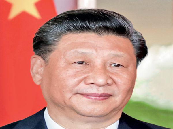 चीनी राष्ट्रपति शी जिनपिंग - Money Bhaskar