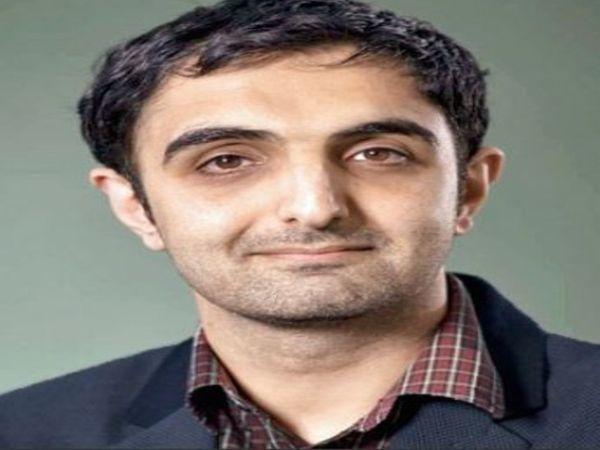 संजीव सहोता काल्पनिक कथा की कैटेगरी में उपन्यास 'चाइना रूम' के लिए नामित हुए हैं। - Money Bhaskar