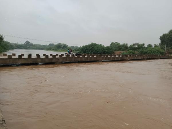 क्वारी नदी पर बने गलेता स्टॉप � - Money Bhaskar