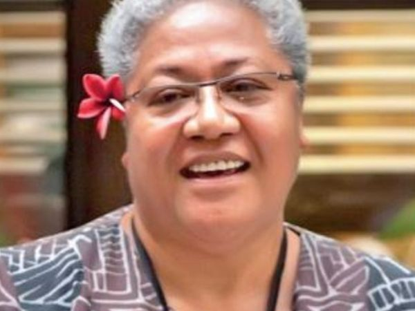 समोआ के पास यह हौंसला उसकी पहली महिला प्रधानमंत्री नाओमी मटाफा के कारण आया है। - Money Bhaskar