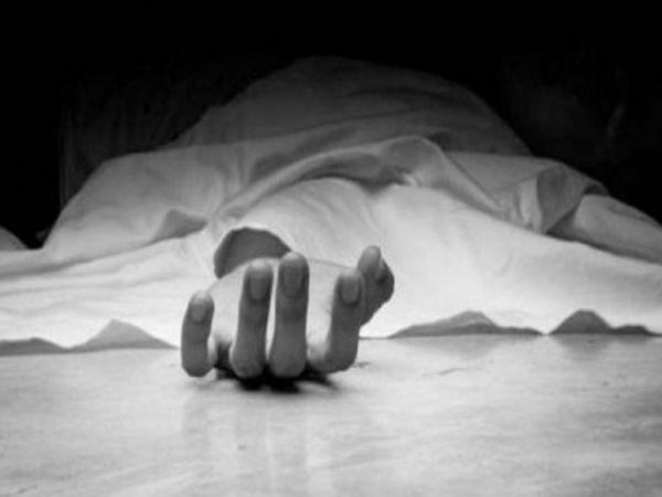 जयपुर के हसनपुरा इलाके में रविवार रात को पड़ोसी ने गोली मारकर महिला की हत्या कर दी। - Money Bhaskar