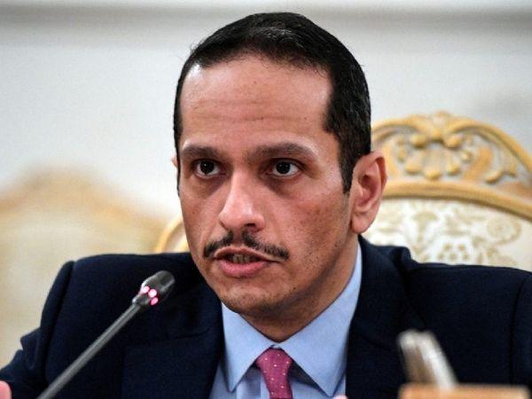 कतर के विदेश मंत्री मोहम्मद बिन अब्दुल रहमान अल थानी रविवार को काबुल पहुंचे।