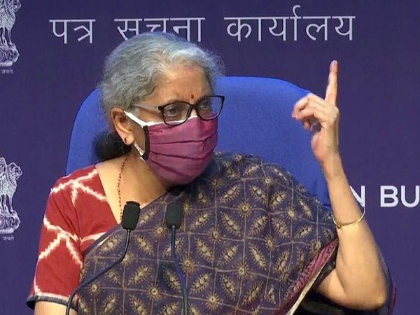 वित्त मंत्री निर्मला सीतारमण। -फाइल फोटो। - Money Bhaskar