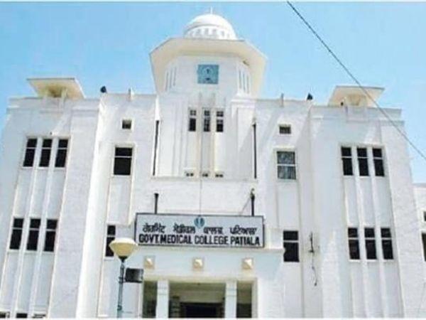 सरकारी मेडिकल कॉलेज की इमारत यहां पर वायरस रिसर्च डायग्नौस्टिक लैब की गई है - Money Bhaskar