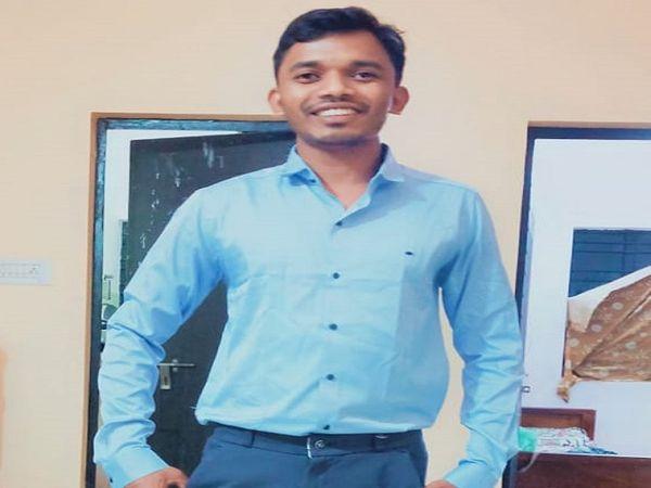 अजय मोडियम ने बताया कि एग्जाम पास होने की खबर पाकर माता-पिता खुश हुए। - Money Bhaskar