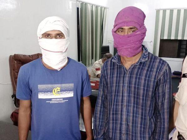 भरत और जागेश्वर गिरफ्तार हो गए।
