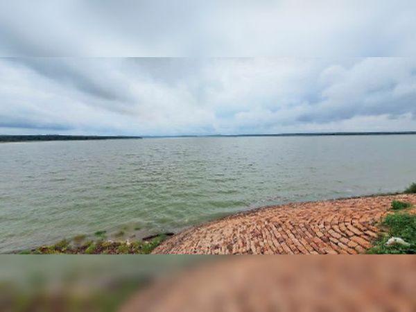 बारिश के कारण 3 जिलों को पानी देने वाले तांदुला डैम का जलस्तर दो महीने में 16 फीट तक बढ़ा है। - Money Bhaskar