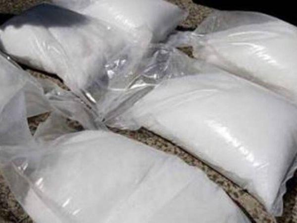 पाकिस्तान के तस्करों ने एक बार फिर बार्डर पार से तकरीबन 5 किलो हेरोइन भेजने का प्रयास किया है। - Money Bhaskar