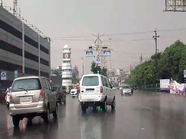 मौसम विभाग ने कल प्रदेश के अधिकांश जिलों में अच्छी बरसात की संभावना जताई है। - Money Bhaskar