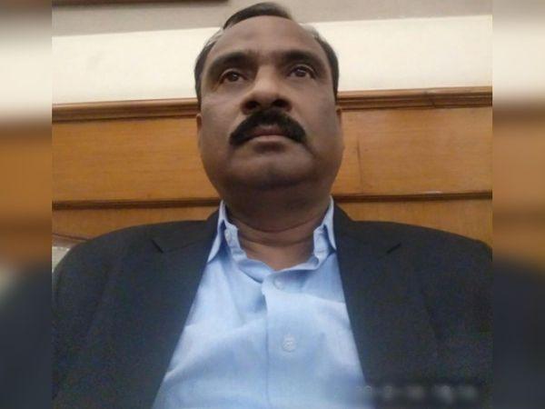 इंजीनियर अरुण पांडे, जिन पर बदमाशों ने झपट्टा मारकर मोबाइल लूट लिया - Money Bhaskar