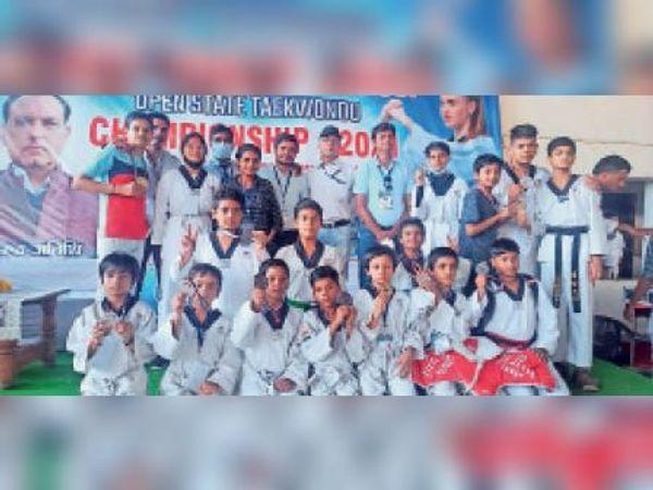 हिंडौन सिटी|हिंडौन के 15 खिलाड़ियों ने पदक जीता। - Money Bhaskar