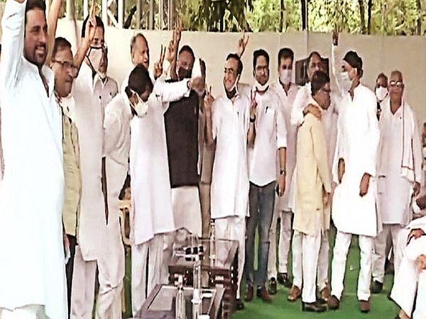 22 सितम्बर को होगी गहलोत कैबिनेट और मंत्रिपरिषद की बैठक। - Money Bhaskar