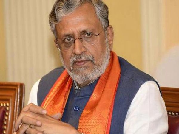राज्यसभा सांसद सुशील मोदी (फाइल फोटो)। - Money Bhaskar