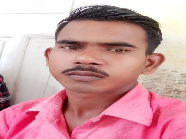 मृतक महेंद्र का फाइल फोटो