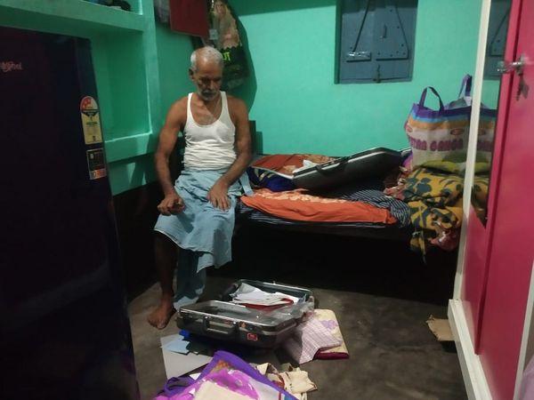 नवादा में अमरेन्द्र प्रसाद सिंह के घर में हुई चोरी। - Money Bhaskar