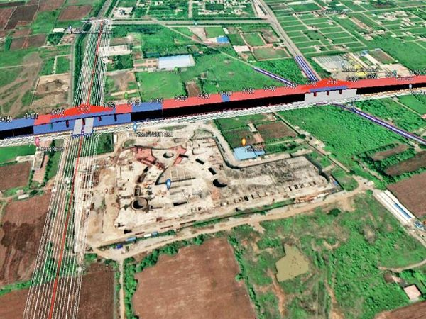 इसी साल दिसंबर में शुरू होंगे तीन बड़े प्रोजेक्ट, हरदा की ओर 1.2 किमी का अंडरपास भी बनेगा। - Money Bhaskar