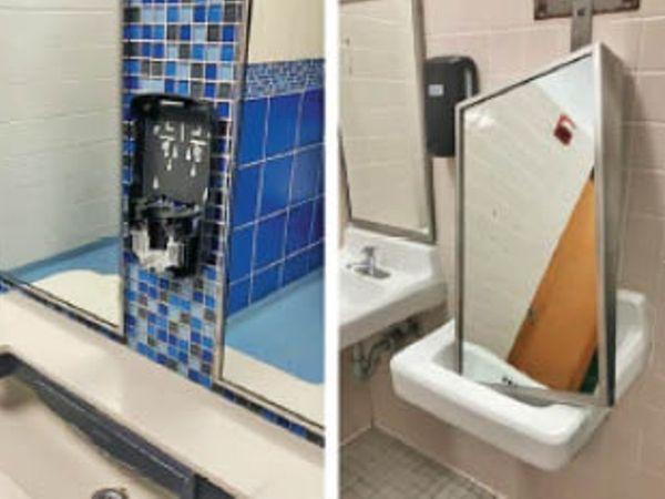 अमेरिकी स्कूलों के बाथरूमों से चोरी हो रहीं चीजें - Money Bhaskar