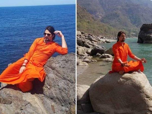 आनंद गिरि को पुलिस गिरफ्तार कर चुकी है। महंत नरेंद्र गिरि के सुसाइड नोट में उनका जिक्र था। उन पर FIR भी दर्ज है।