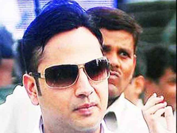राजस्थानचे माजी मुख्यमंत्री अशोक गहलोत यांचे चिरंजीव वैभव. - Divya Marathi