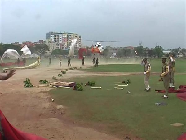 व्हि़डिओ सौजन्य- बंगाली चॅनल 24 घंटा... - Divya Marathi