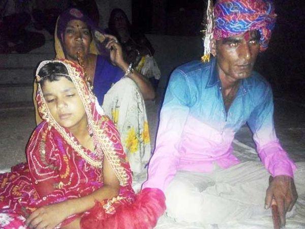 आरोपी रतनलाल जाट गंगरार ग्रामपंचायतचा सदस्य आहे - Divya Marathi