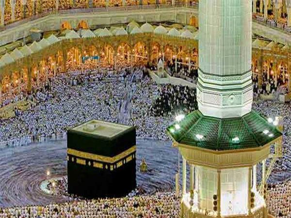मशीद अलहरम, सौदी अरेबिया - Divya Marathi