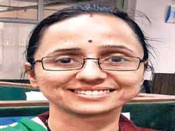 डॉ. शर्मिष्ठा शर्मा - Divya Marathi