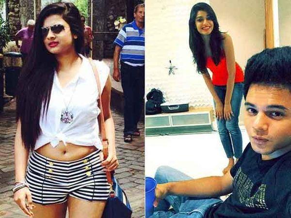 अपघातात ठार झालेले युवक युवती. - Divya Marathi