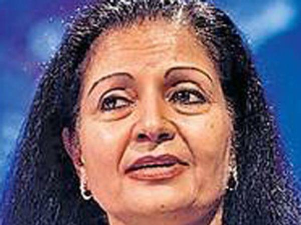 लक्ष्मी पुरी, उपकार्यकारी संचालक, संयुक्त राष्ट्र (महिला) - Divya Marathi
