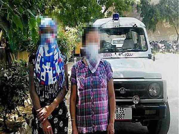 फाइल फोटो - सौदी अरब डिप्लोमॅटच्या घरातून पोलिसांनी सोडवण्यात आलेल्या दोन महिला - Divya Marathi