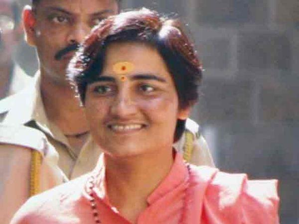 आरोपी साध्वी प्रज्ञा ठाकूर - Divya Marathi