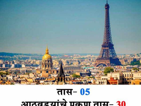 पॅरिस शहर - Divya Marathi