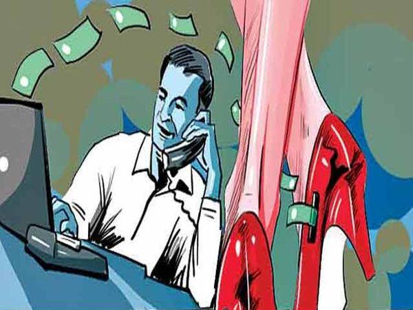गेल्या वर्षीही सरकारने अशा प्रकारची कारवाई करत अनेक पोर्न साइट्स बॅन करण्याचे आदेश दिले होते. (प्रतिकात्मक फोटो) - Divya Marathi