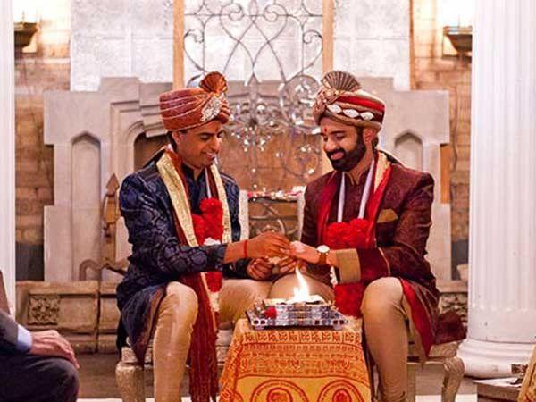 हिंदू रितीरिवाजांनुसार विवाह - Divya Marathi