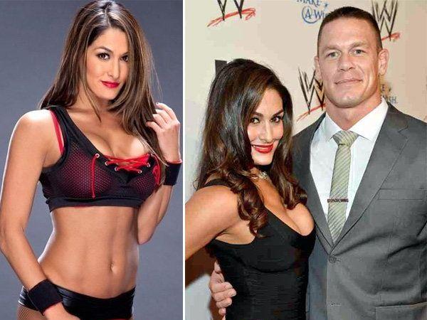 निक्की बेला WWE मधील सर्वात ग्लॅमरस रेसलरपैकी एक आहे. - Divya Marathi