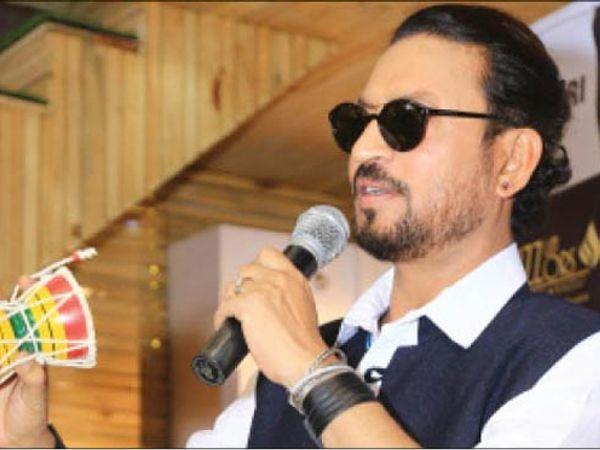 इरफानने जयपूरमध्ये  ईद-उल-जुहा संदर्भात वादग्रस्त स्टेटमेंट केले. - Divya Marathi