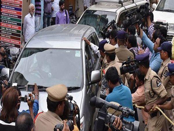 NIA ने गेल्या बुधवारी 11 लोकांना ताब्यात घेतले होते. - Divya Marathi